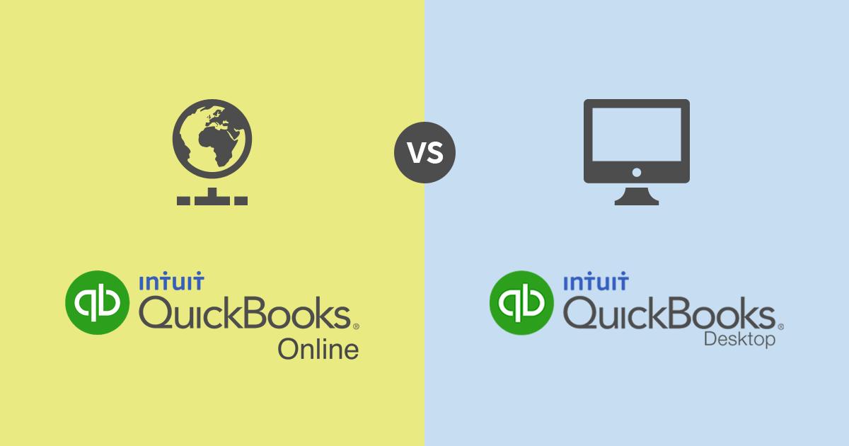 QuickBooks Online vs  QuickBooks Cloud Desktop – Comparison in 2020
