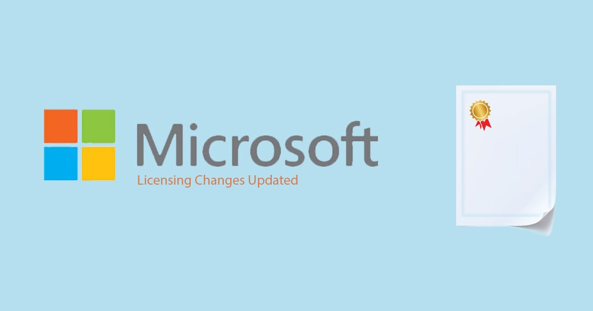 How Does Microsoft's Updated Outsourcing Licensing Terms Impact Your Business?