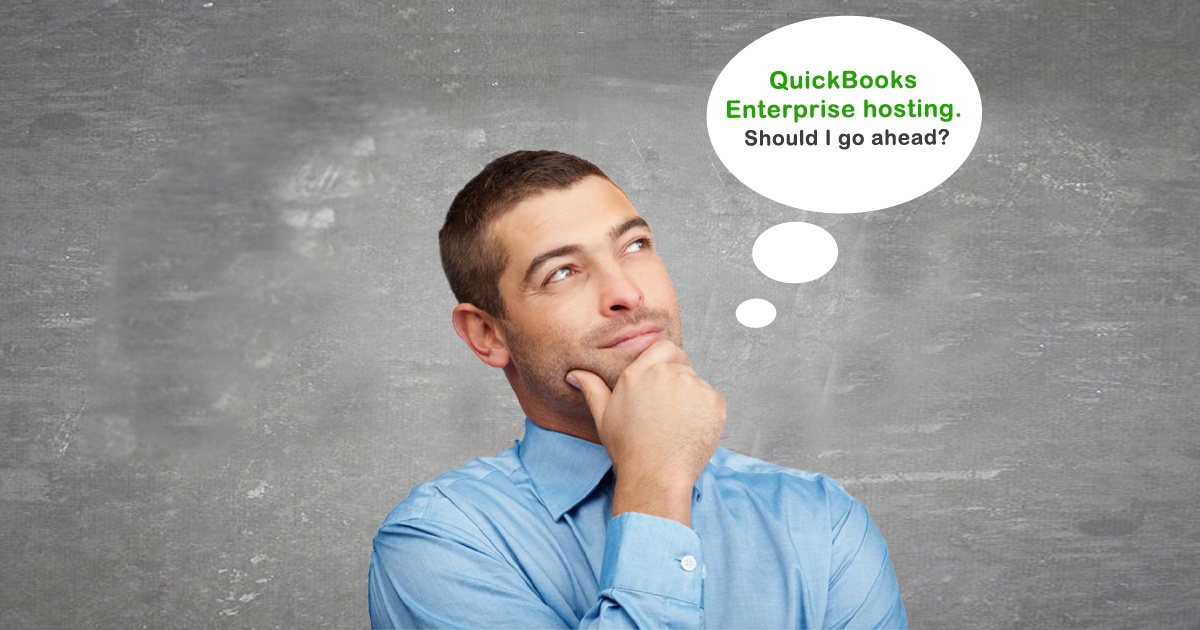 QuickBooks Enterprise Hosting – 5 Things to Remember