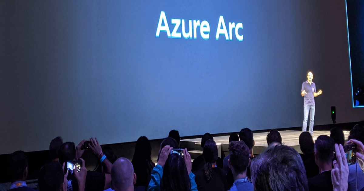 Azure Arc – Microsoft's Ark That Ventures in All Waters