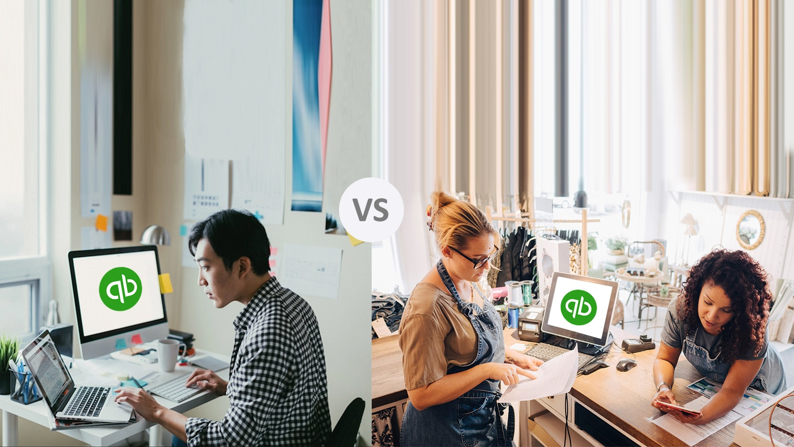 QuickBooks Self Employed vs QuickBooks Small Business – Comparison