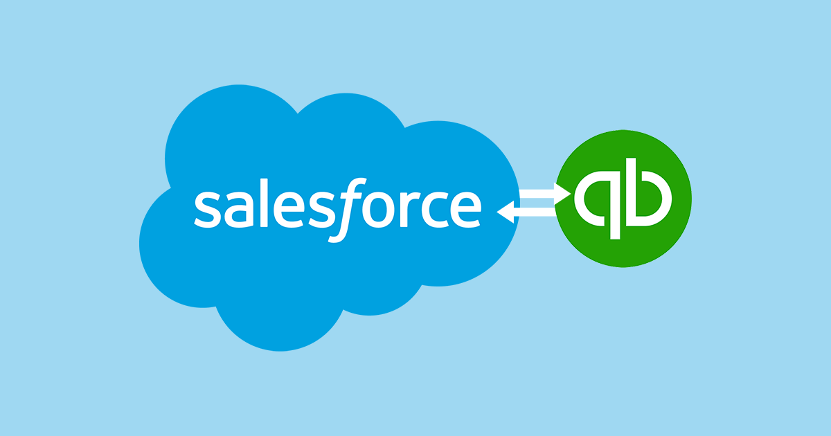 QuickBooks Salesforce Integration