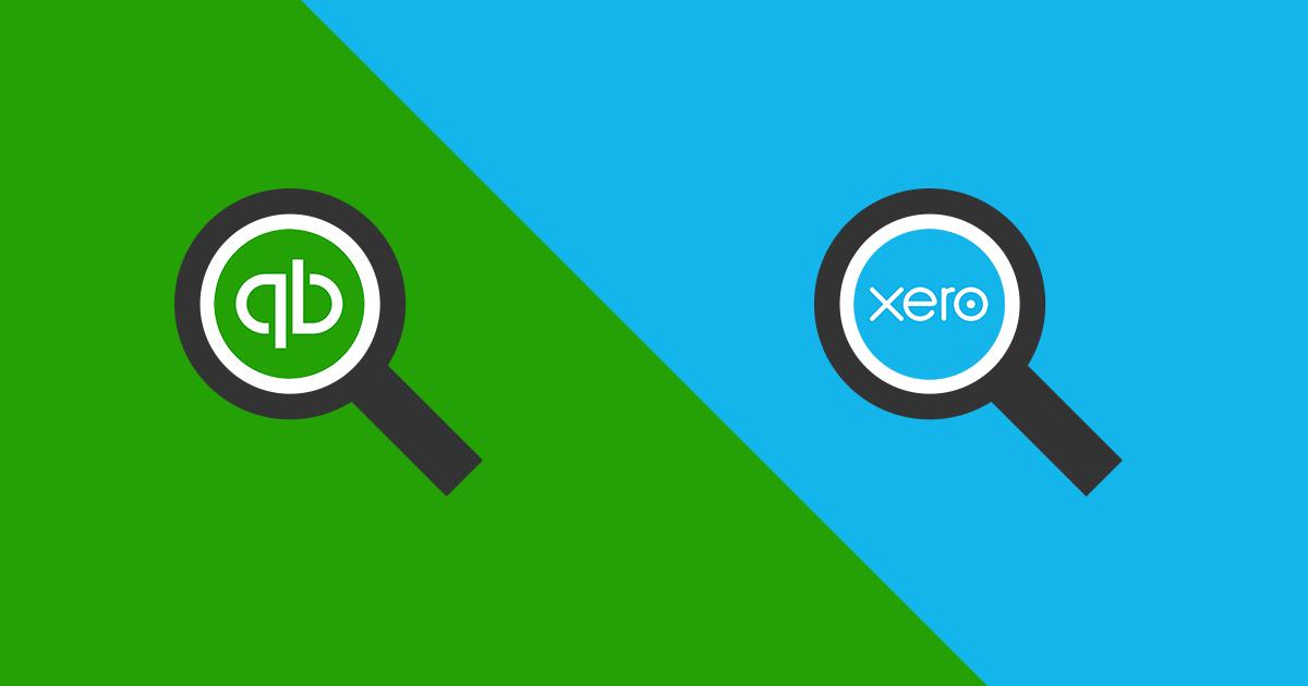 QuickBooks vs Xero