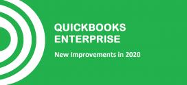 5 New Improvements in QuickBooks Enterprise 20.0