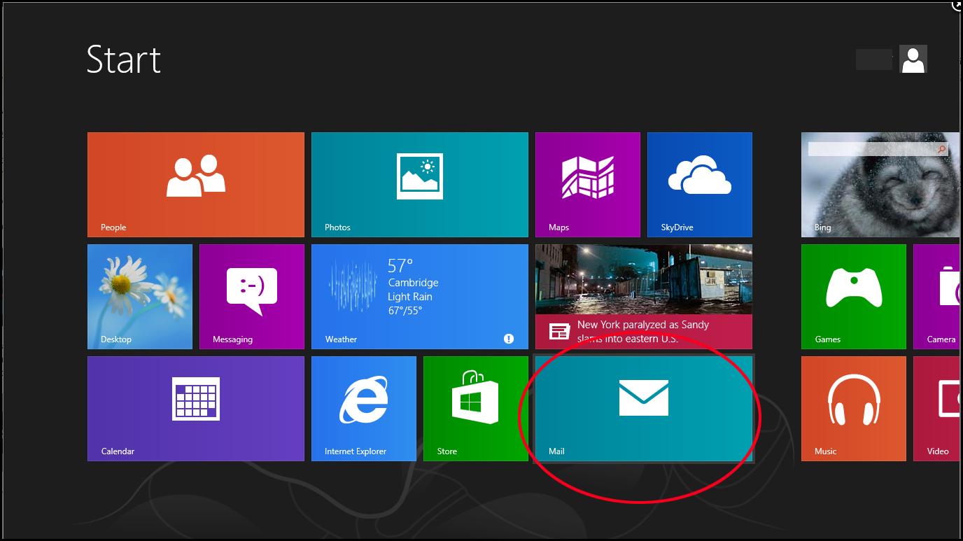 Setup Microsoft Surface Tablet for Exchange Server | Apps4Rent