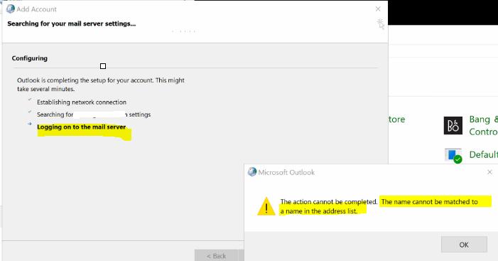 Outlook 2016 error | Apps4Rent