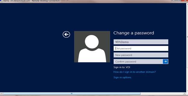 How to Change Password in Remote Desktop?   Apps4Rent