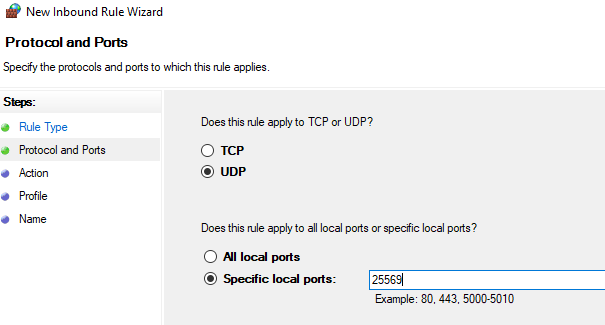 Is it possible to restrict direct RDP access, and use only