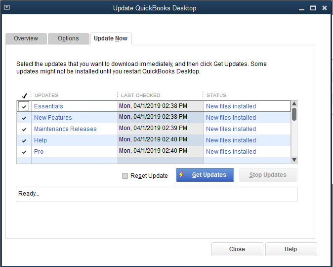 How to update the latest QuickBooks patches? QuickBooks update