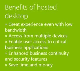 desktop hosting